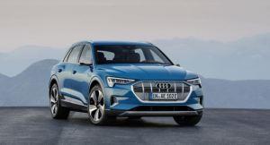 """""""Vorsprung durch Technik"""" incearca sa renasca la San Francisco, prin lansarea primului model Audi 100% electric de serie"""