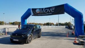 Test drive cu prototipuri electrice, la eMove360 München