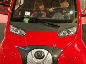 Autovehicule electrice la SAB 2018