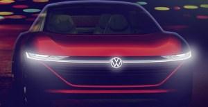 """Volkswagen crede ca noile sisteme de iluminat vor face masina viitorului mai """"umana"""""""