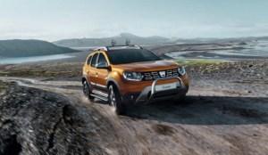 Dacia Duster conduce detasat in topul modelelor produse la Pitesti
