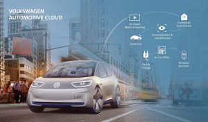 Volkswagen anunta un parteneriat strategic cu Microsoft