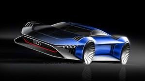 Audi dezvolta RSQ e-tron, primul sau concept car pentru un film de animatie
