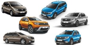 Growing production at the Dacia plant in Mioveni