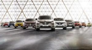 Noutatile Renault anuntate pentru 2019