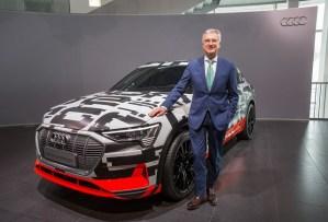 Fostul sef de la Audi, Rupert Stadler, a fost eliberat
