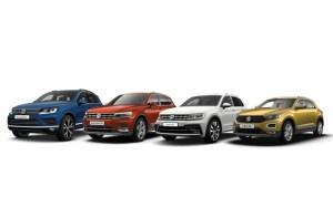 Volkswagen va introduce 30 de modele SUV pana in 2025