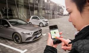 Asocierea Daimler – BMW pentru servicii de mobilitate a fost aprobata de Comisia Europeana