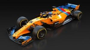 Un McLaren cu design de adio pentru Alonso si o revenire la Williams: Robert Kubica
