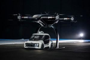 Uniunea Europeana pregateste legislatia pentru... masina zburatoare!