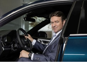 Bram Schot a fost confirmat presedinte la Audi
