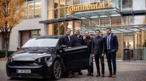 Sono Motors alege partenerii pentru lansarea productiei modelului electric Sion