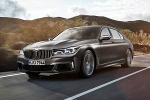 Primele imagini cu BMW Seria 7 in versiune facelift (2020)