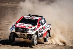 Dakar 2019: A treia victorie pentru Nasser Al-Attiyah si prima pentru Toyota!