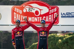 WRC, Monte-Carlo 2019: Sébastien Ogier s-a impus cu un avans de doar 2,2 secunde!