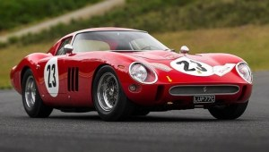 Ferrari 250 GTO, singurul automobil care valoreaza mai mult decat greutatea sa in aur