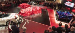 Avanpremiera electromobilistica pentru Salonul Auto de la Geneva, editia 2019