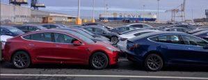 Vanzari in crestere pentru automobilele electrice, in Europa, in ianuarie 2019