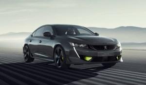 Peugeot va prezenta la Geneva conceptul electrificat 508 Peugeot Sport Engineered