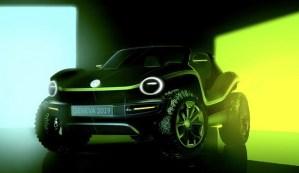 Volkswagen va prezenta la Geneva un concept de buggy electric