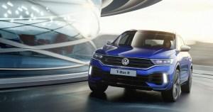Volkswagen a dezvaluit T-Roc in versiunea R, de 300 CP
