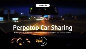 Perpetoo, primul serviciu de car sharing de la persoana la persoana din Romania, se pregateste de lansare