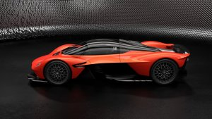 Performantele Aston Martin Valkyrie, confirmate