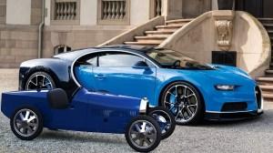 """Baby Bugatti"", o jucarie de… 30.000 de euro!"