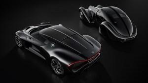 """""""Masina Neagra"""" de la Geneva, un unicat Bugatti realizat special pentru un pasionat al celebrului Atlantic"""