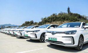 Trei stiri bune pentru electromobilitate, venite din China