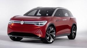 Volkswagen ID Roomzz, conceptul care anticipeaza un SUV familial cu motor electric