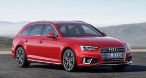 Iata noul Audi A4, versiunea facelift 2019