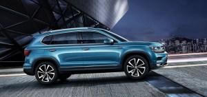 Volkswagen Tarek, un nou SUV pentru piata americana