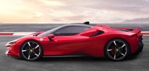Cel mai puternic Ferrari de serie din toate timpurile: SF90 Stradale, hibrid de 1.000 CP!