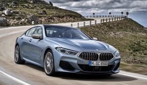 Noul BMW Seria 8 Gran Coupé: doua usi in plus si spatiu marit pentru pasagerii din spate
