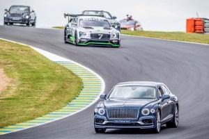 Bentley a sarbatorit 100 de ani pe circuitul de la Le Mans