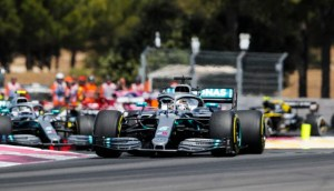 Formula 1, Franta 2019: Dubla Mercedes, cu Hamilton la a sasea victorie