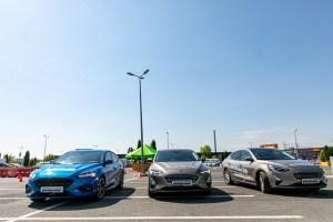 Cursul gratuit de conducere defensivă Ford Driving Skills for Life revine la Timișoara