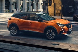Peugeot 2008 trece la a doua generatie