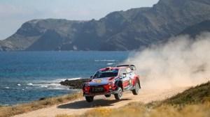 WRC, Raliul Italiei 2019: Dani Sordo s-a impus, avantajat de problemele lui Ott Tänak