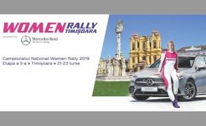 Women Rally vine in premiera la Timisoara
