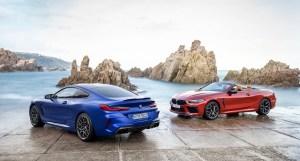 Cvartetul M8 – noile modele varf de gama BMW