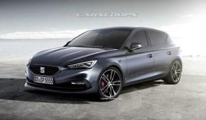 Cum va arata viitorul SEAT Leon?