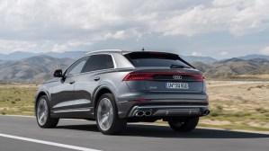Audi SQ8 TDI este cel mai puternic diesel de pe piata europeana