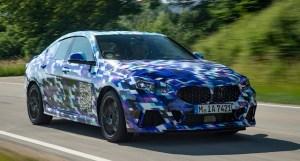 Primul BMW Seria 2 Gran Coupé se afla in faza finala de teste