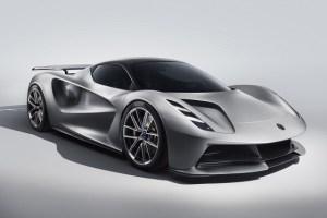 Lotus se reinventeaza si anunta cel mai puternic automobil din lume, hypercar-ul electric Evija