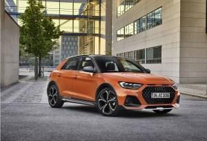 Audi A1 Citycarver (2019)