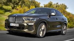 Acesta este noul BMW X6 (2020)