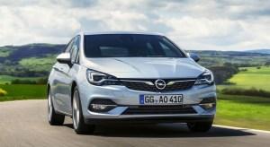 Opel Astra facelift vine cu o gama noua de motoare