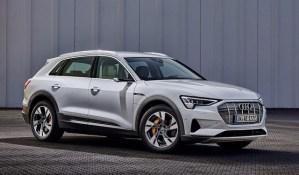 Audi anunta e-tron 50 quattro, versiunea de intrare in gama de SUV-uri electrice
